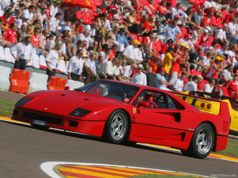 ferrari f40 essais fiabilit avis photos prix. Black Bedroom Furniture Sets. Home Design Ideas