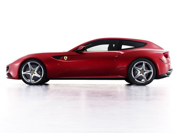 Photo FERRARI FF