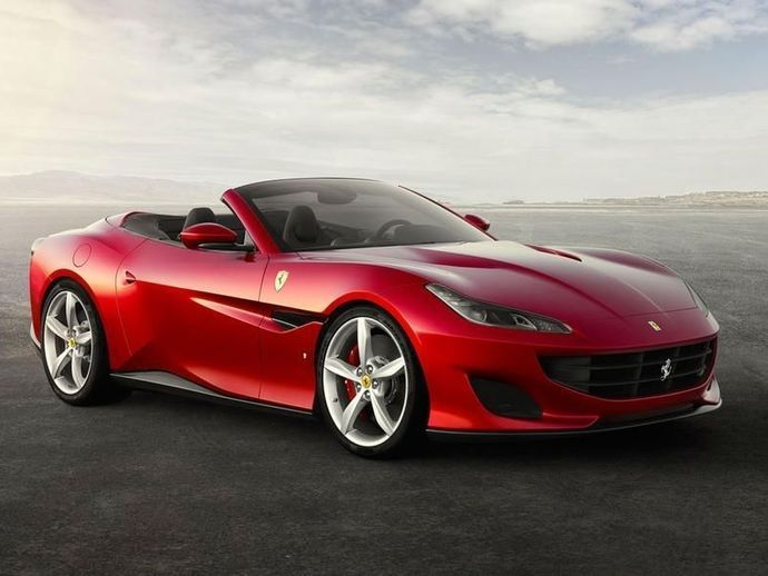 Photo ferrari portofino