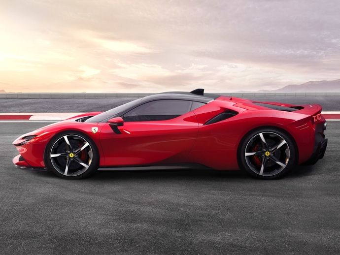 Photo FERRARI SF90 STRADALE