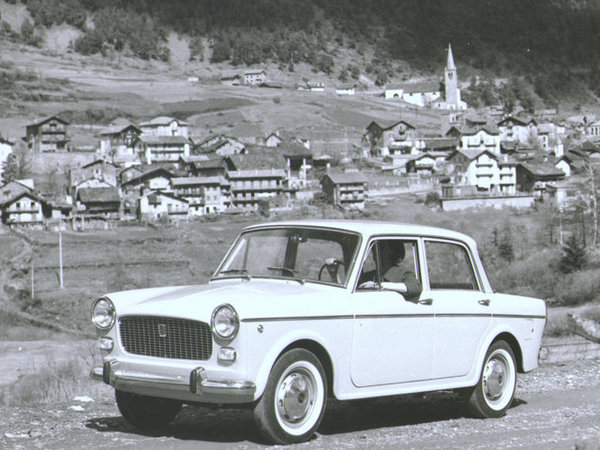Photo FIAT 1100