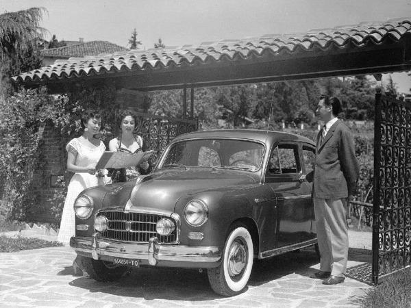 Photo FIAT 1900