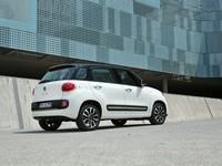 photo de Fiat 500 L Entreprise