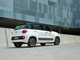Fiat 500 L Entreprise