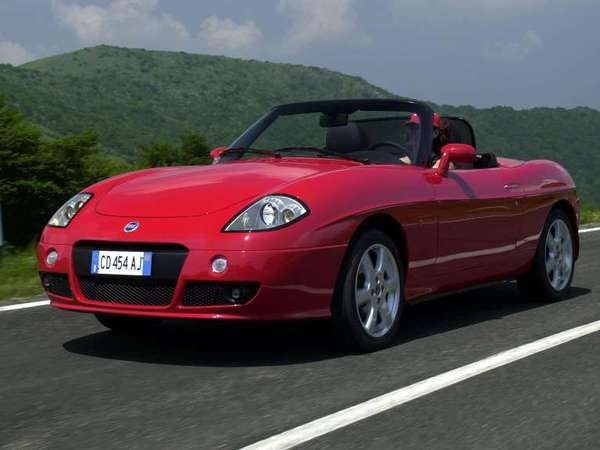 Photo fiat barchetta 1996