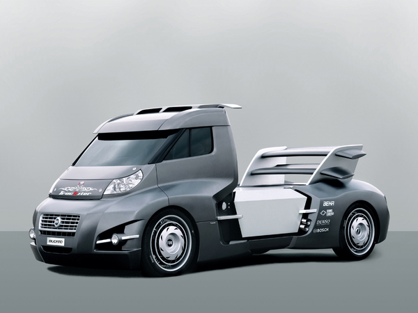 FiatDucato Truckster Concept