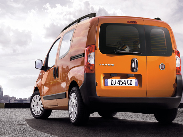 Photo fiat fiorino 2010