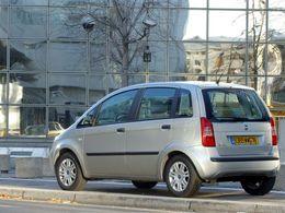 Fiat Idea Commerciale