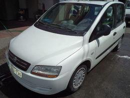 Fiat Multipla Commercial