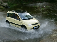 photo de Fiat Panda 2 4x4