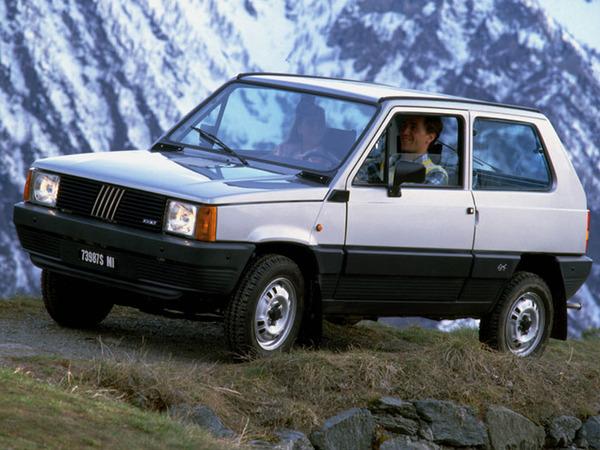 Photo fiat panda 1995