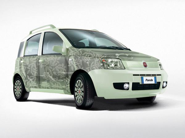 FiatPanda Aria Concept
