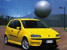 Fiat Punto 2 Hgt