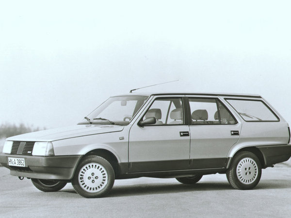 Photo fiat regata 1987