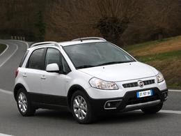 Fiat Sedici Commerciale