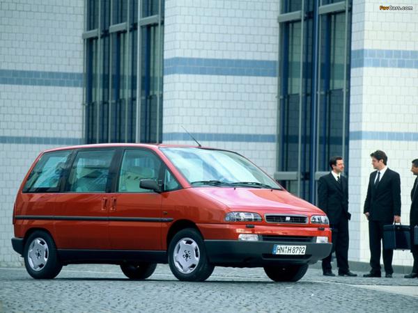 Photo fiat ulysse 2000