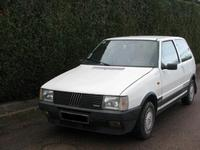 photo de Fiat Uno Turbo Ie