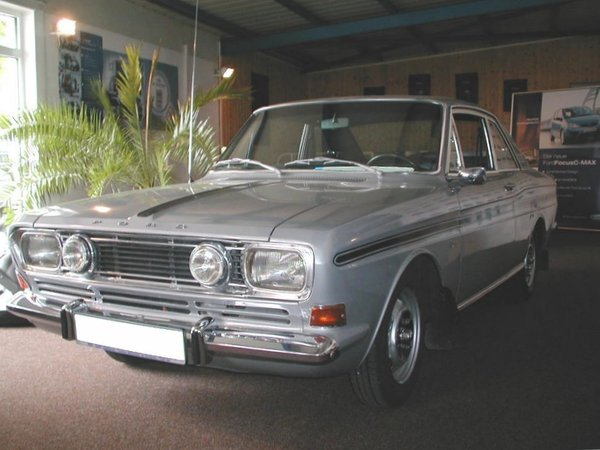 Photo FORD 15 M