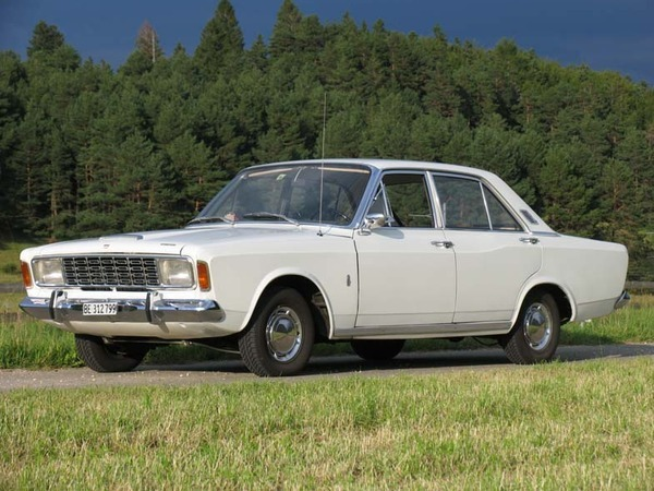 Photo FORD 20 M
