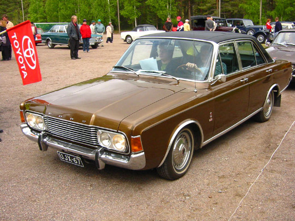 Photo FORD 26 M