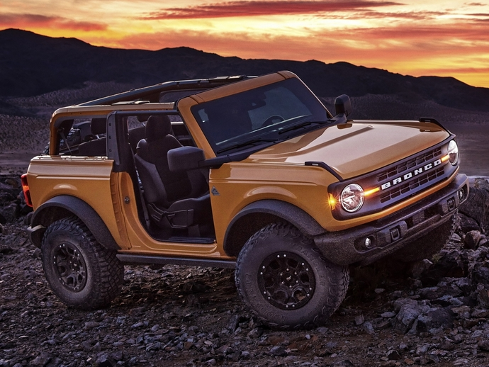 Photo ford bronco