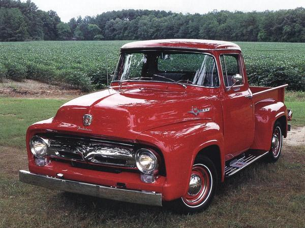 Photo FORD F100