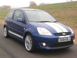 Ford Fiesta 4 St