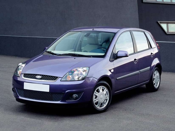 Photo ford fiesta 2008