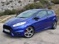photo de Ford Fiesta 5 St