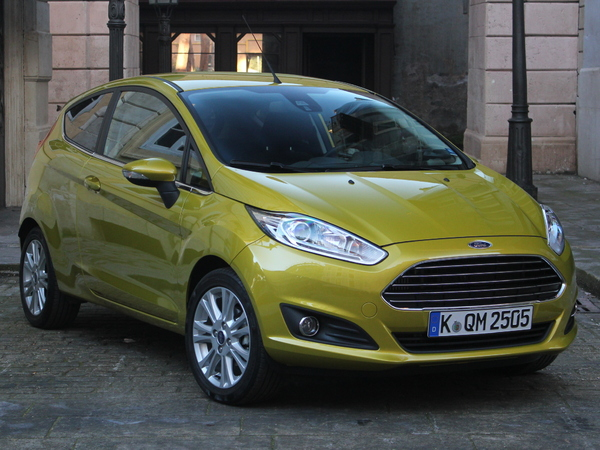 Photo ford fiesta 2015