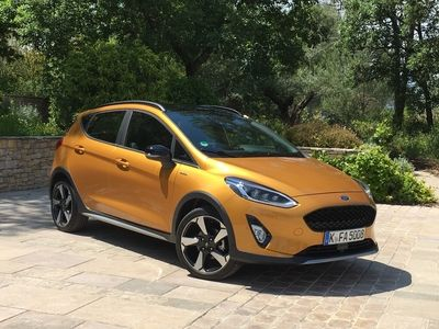 Ford Fiesta 6 Active