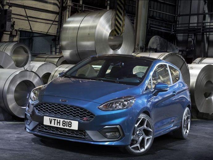 Ford Fiesta 6 St