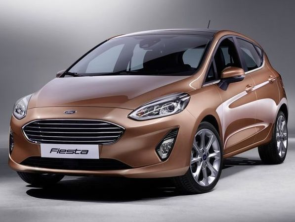 Photo ford fiesta 2018