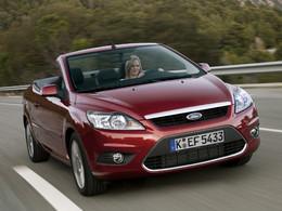 Ford Focus 2 C+c