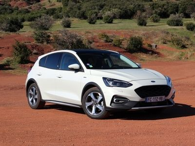 Ford Focus 4 Active