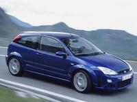 photo de Ford Focus Coupe Rs