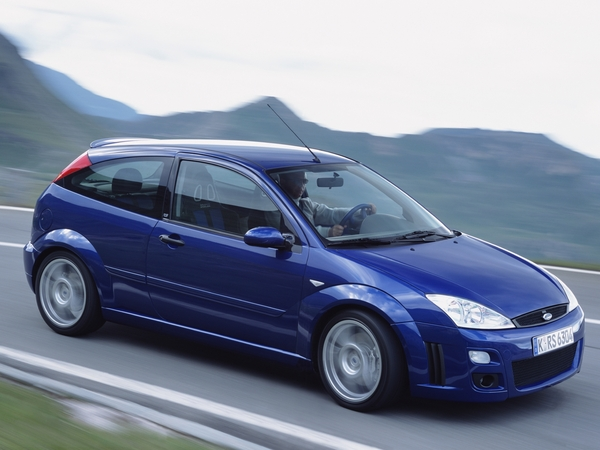 Ford Focus Coupe Rs