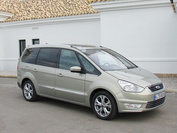 Photo ford galaxy 2007