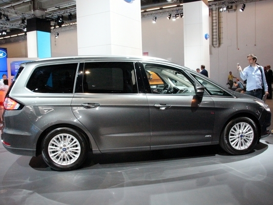 Photo ford galaxy 2020