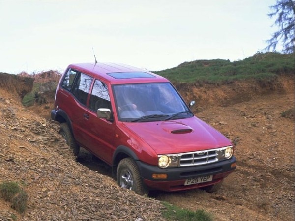Photo ford maverick 1995