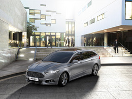 Ford Mondeo 4 Sw