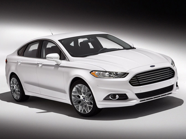 Photo ford mondeo 2015