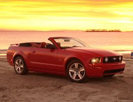 Ford Mustang 5 Cabriolet