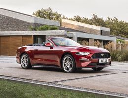 Ford Mustang 6 Cabriolet