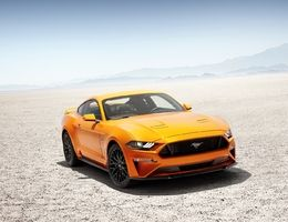 Ford Mustang 6 Coupe