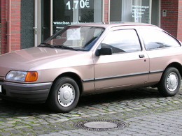 Ford Sierra 2 Coupe