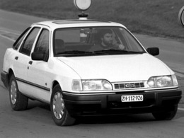 Ford Sierra Affaire