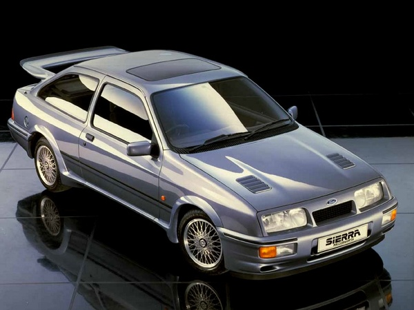 Photo ford sierra 1987