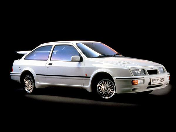 Ford Sierra Coupe