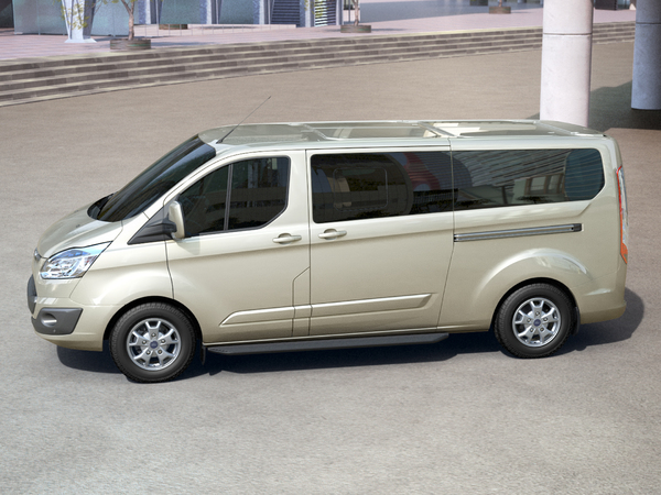 Photo ford tourneo